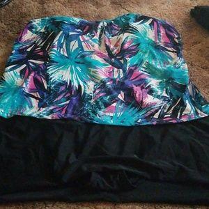 1 piece bathing suit
